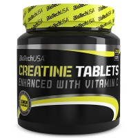 Creatine Tablets 200 tabs BioTech USA