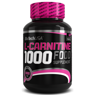L-Carnitine 1000 mg BioTech USA