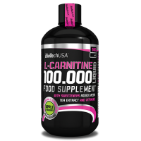 L-carnitine 100,000 Liquid BioTech USA 500 ml