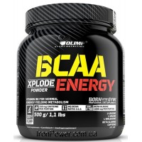 BCAA Xplode Energy 500 g Olimp Labs