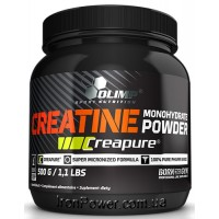 Creatine Monohydrate Powder Creapure Olimp La..