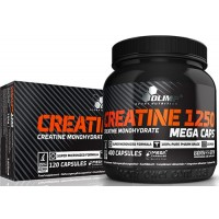 Creatine Mega Caps Olimp Labs