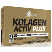 Kolagen Activ Plus 80 tabs Olimp Labs