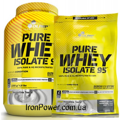 Pure Whey Isolate 95 Olimp Labs