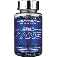 AAKG 100 caps Scitec Nutrition