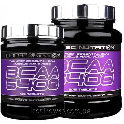 BCAA 6400 Scitec Nutrition