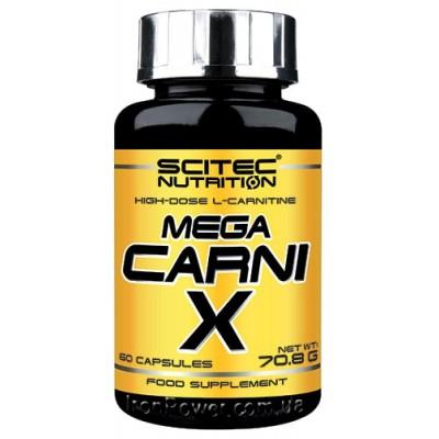Mega Carni-X 1000 mg 60 caps Scitec Nutrition