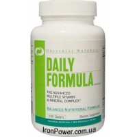 Daily Formula 100 tabs Universal Nutrition