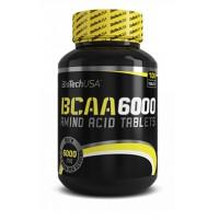 BCAA 6000 BioTech USA 100 tabs
