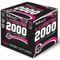 L-Carnitine Ampule 2000 mg 20amp*25ml BioTech USA