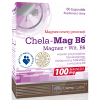 Chela Mag B6 Forte 60 caps Olimp Labs