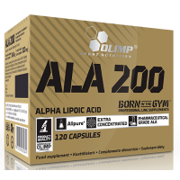 ALA 200 120 caps Olimp Labs