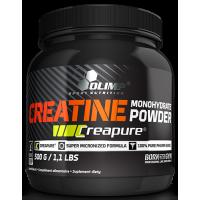 Creatine Monohydrate Powder Creapure 500 g Ol..