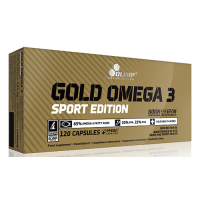 Gold Omega 3 SPORT 120 caps Olimp Labs