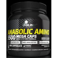 Anabolic amino 5500 mega caps 400 caps Olimp Labs
