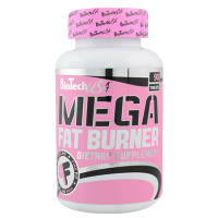 Mega Fat Burner BioTech USA 90 tabs