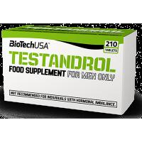 Testandrol BioTech USA 210 tabs