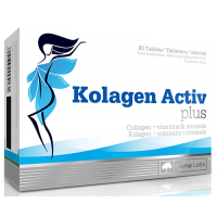 Kolagen Activ Plus 80 tabs Olimp Labs