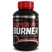 Super Fat Burner BioTech USA 120 tabs