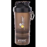 Шейкер Mega Caps PRO 3-х компонентный 550 ml ..