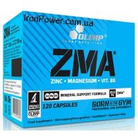 ZMA 120 caps Olimp Labs