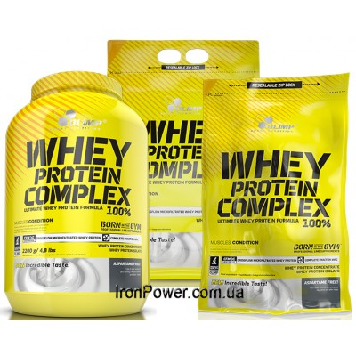 Whey Protein Complex 100 % Olimp Labs
