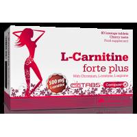 L-Carnitine 500 forte plus 80 tabs Olimp Labs